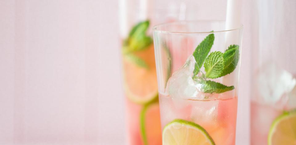 Pink Lady koktejl