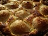 Podzimní hruškový koláč recept