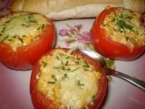 Zapečená a plněná rajčata recept