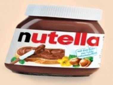 Nutella dort