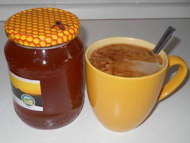 Babiččina bílá káva