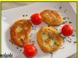 Placky z bramborové kaše se škvarkama recept