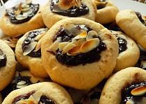 Skořicové čajové sušenky recept