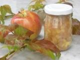 Jablečný džem jako pochoutka recept