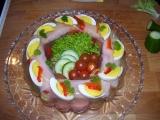 Aspikový dort recept