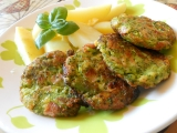 Sýrovo-brokolicové placky recept