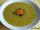 Zimní krémová polévka recept