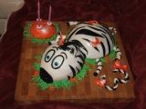 Dort  Zebra recept