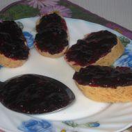 Borůvkový džem recept