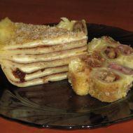 Palačinkový dort s krémem recept