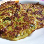Zeleninovo-bylinkové placky recept