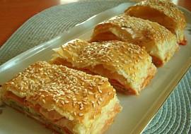 Slaný závin s chutnou náplní recept