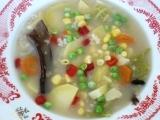 Energetická polévka ála Králka recept