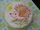 Ježkův dort recept