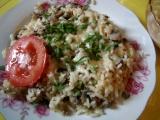 Hříbkové rizoto recept