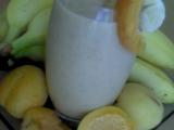 Meruňkový koktejl s banánem recept