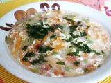 Zeleninová polévka (hustá) recept