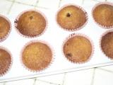 Kokosové muffiny s rozinkami recept