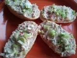 Tuňáková pomazánka s pažitkou recept