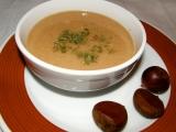 Kaštanová polévka recept