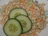 Fazolový salát s Lučinou recept