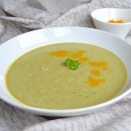 Mungo polévka s kurkumou recept