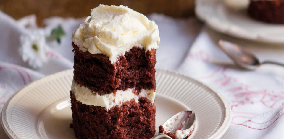 Čokoládovořepné dortíčky