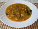 Dýňovo-zeleninová polévka recept