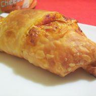 Pizza croissant recept