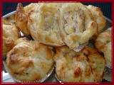 Lístkové muffinky s jablíčkem recept
