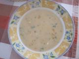 Fazolová krémová polévka recept