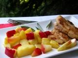 Štikozubec na šalvěji s bramborovo-jablečnou přílohou recept ...