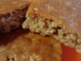 Řezy s ovesnými vločkami a vlašskými ořechy recept