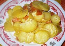 Cmunda s masovou směsí recept