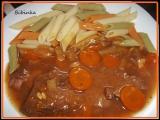 Hovězí maso s nevšední chutí recept