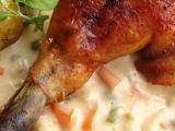 Kuře po Vracovsku recept