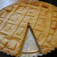 Linecký broskvový koláč recept