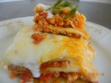 Lasagne s vepřovým masem recept