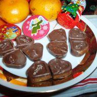 Čokoládky z čokolády recept