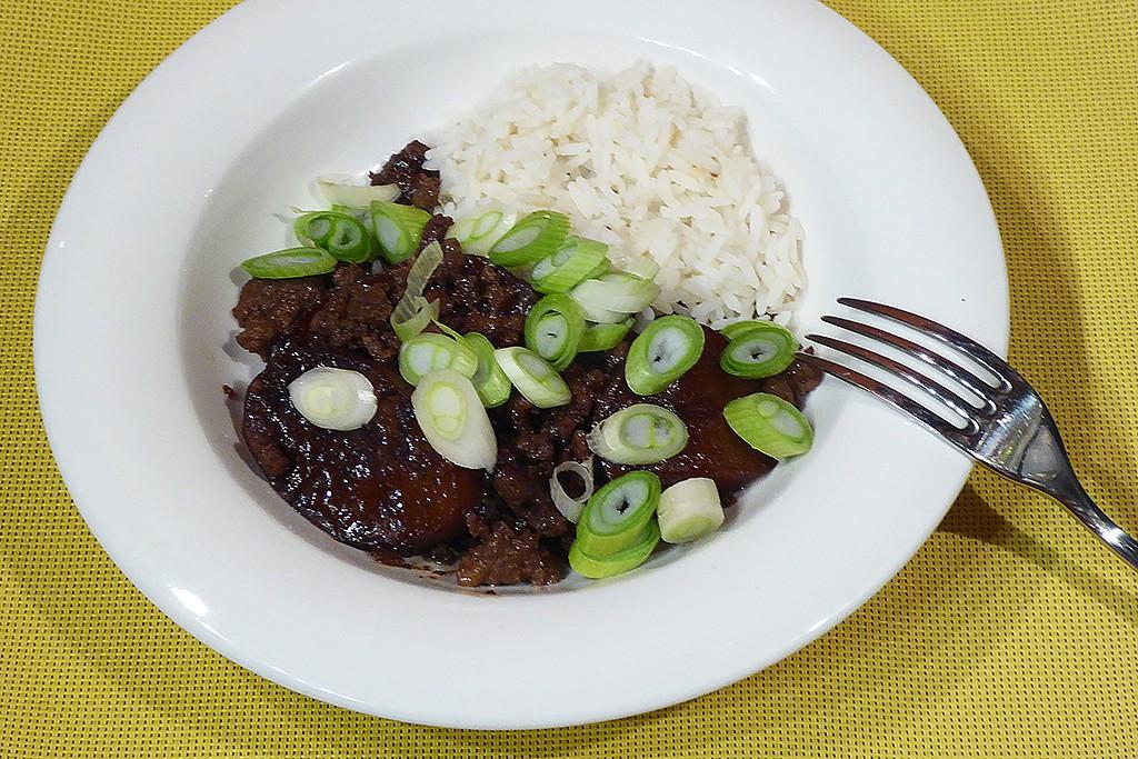 Čínský guláš recept