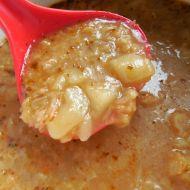 Kapustová polévka s brambory a slaninou recept