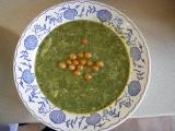 Špenátová polévka ( rychlovka ) recept