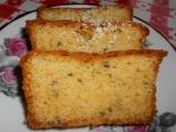 Levandulový chlebíček recept
