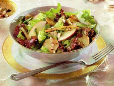 Slavnostní zeleninový salát