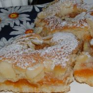 Snadný meruňkový koláč recept