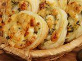 Šneci jalapeňo z listového těsta recept