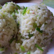 Pórková rýže recept