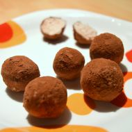 Mandlovo-kokosové raw kuličky recept