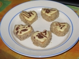 Žluté dortíčky recept