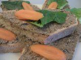 Pomazánka ze sušených hub (vegan) recept